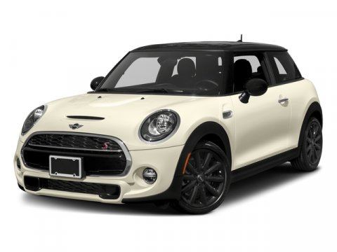 2016 MINI Cooper Hardtop S Pepper WhiteCarbon Black V4 20 L Automatic 0 miles  Turbocharged