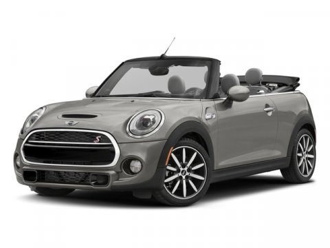 2016 MINI Cooper Convertible S Thunder Grey MetallicCarbon Black V4 20 L Automatic 0 miles He