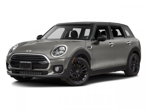 2016 MINI Cooper Clubman Melting Silver MetallicCarbon Black V3 15 L Manual 0 miles NAV Heat