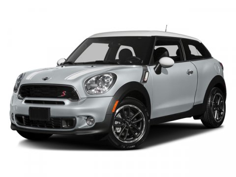 2016 MINI Cooper Paceman S Light WhiteCarbon Black V4 16 L Automatic 5 miles  Turbocharged