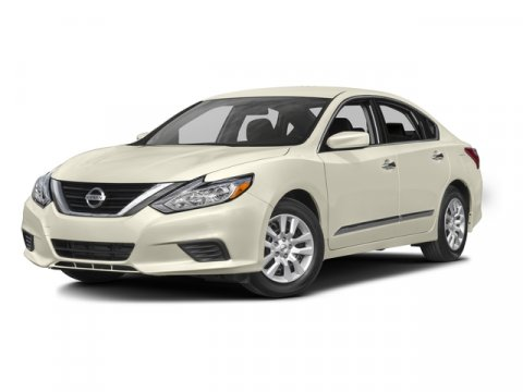2016 Nissan Altima 25 S White V4 25 L Variable 41419 miles CARFAX One-Owner Clean CARFAX W
