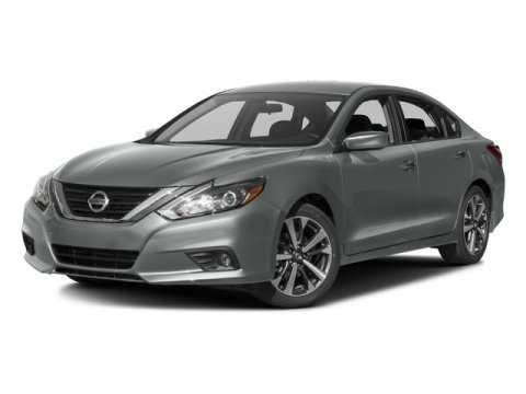 2016 Nissan Altima 25 SR Gun MetallicCharcoal V4 25 L Variable 0 miles The 2016 Nissan Altim