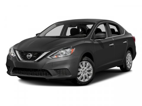 2016 Nissan Sentra S FWD Fresh PowderCharcoal V4 18 L Variable 20071 miles ACTUAL PRICE NO D