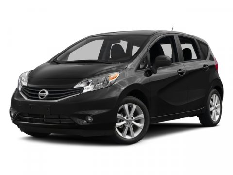 2016 Nissan Versa Note SL Super BlackCharcoal V4 16 L Variable 0 miles The Nissan Versa Note