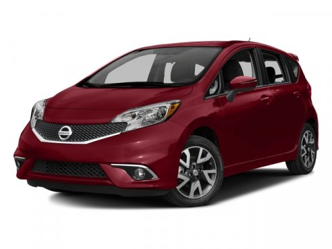 2016 Nissan Versa Note SR Super BlackCharcoal V4 16 L Variable 0 miles The Nissan Versa Note