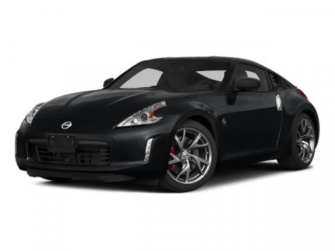 2016 Nissan 370Z Magnetic BlackBlack V6 37 L  0 miles Featuring a sleek and sporty exterior