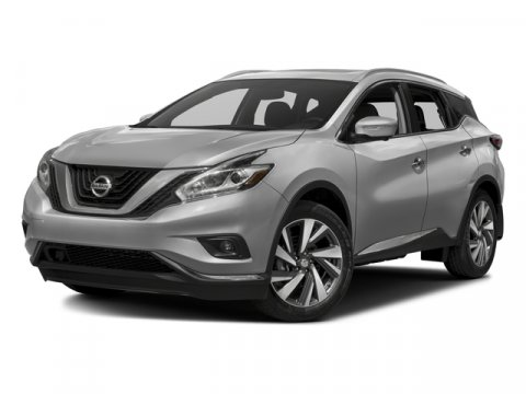 2016 Nissan Murano SL Gun MetallicBlack V6 35 L Variable 1261 miles Inspired by the future of