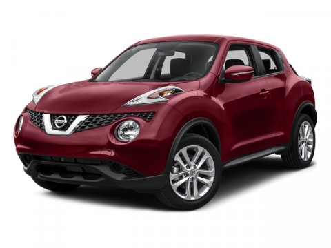 2016 Nissan JUKE SV Gun MetallicBlackRed V4 16 L Variable 0 miles The JUKE isnt just a cros