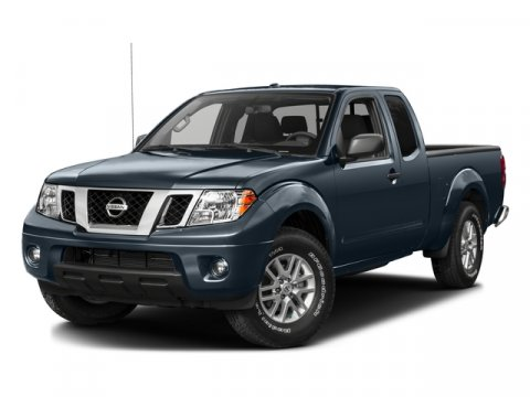 2016 Nissan Frontier SV Magnetic BlackGraphite V6 40 L Automatic 6 miles  Rear Wheel Drive
