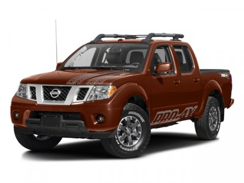2016 Nissan Frontier PRO-4X Magnetic Black V6 40 L Automatic 0 miles The Nissan Frontier migh