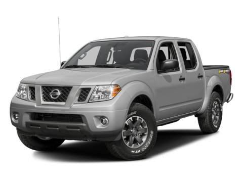 2016 Nissan Frontier Desert Runner Arctic Blue Metallic V6 40 L Automatic 0 miles The Nissan