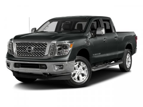 2016 Nissan Titan XD SL Gun MetallicBlack V8 56 L Automatic 0 miles Take on the biggest toug