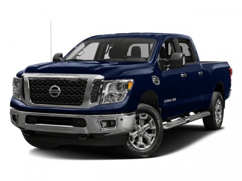 2016 Nissan Titan XD SV Brilliant SilverBlack V8 50 L Automatic 0 miles Take on the biggest