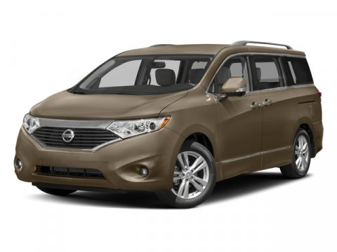 2016 Nissan Quest SL TitaniumGray V6 35 L Variable 0 miles Inspired by super high-speed train