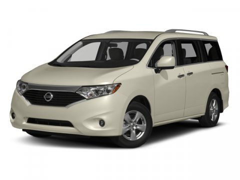 2016 Nissan Quest S Super BlackGray V6 35 L Variable 0 miles Inspired by super high-speed tra