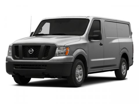 2016 Nissan NV S Glacier WhiteGray V6 40 L Automatic 0 miles The NV1500 offers a standard roo