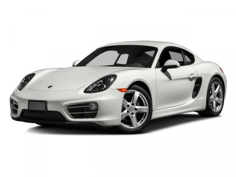 2016 Porsche Cayman WhiteSTANDARD IN BLA V6 27 L Automatic 6 miles Price plus government fe