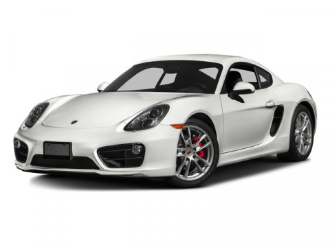2016 Porsche Cayman S WhiteStndrd Black V6 34 L Automatic 15 miles The Cayman S draws its ag