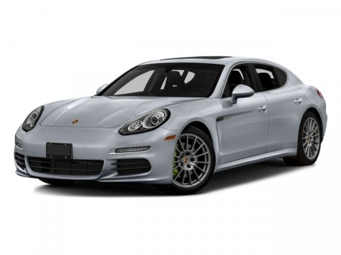 2016 Porsche Panamera S E-Hybrid Carrara White MetallicBLACKBEIGE V6 30 L Automatic 25 miles