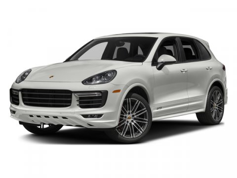 2016 Porsche Cayenne GTS White V 36 L Automatic 9412 miles Only 9 412 Miles Boasts 23 High