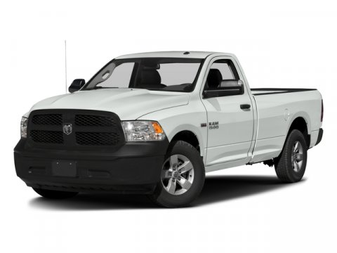 2016 Ram 1500 ST True Blue PearlcoatCLOTH V6 36 L Automatic 1 miles  Rear Wheel Drive  Power