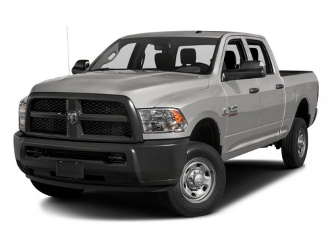 2016 Ram 2500 Tradesman Granite Crystal Metallic ClearcoatDiesel GrayBlack V8 64 L Automatic