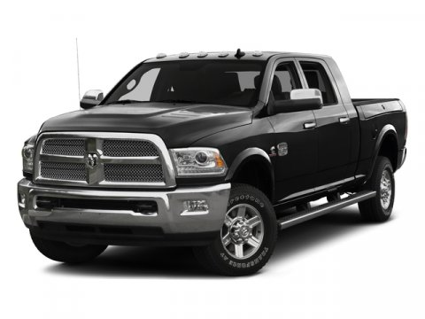 2016 Ram 2500 LONGHRN Brilliant Black Crystal PearlcoatLIMITED LEATHER V6 67 L Automatic 1 mil