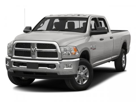2016 Ram 3500 Tradesman Bright White Clearcoat V6 67 L  0 miles  Four Wheel Drive  Tow Hitch