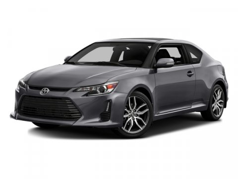 2016 Scion tC Magnetic Gray Metallic V4 25 L Automatic 0 miles With its sporty design includi