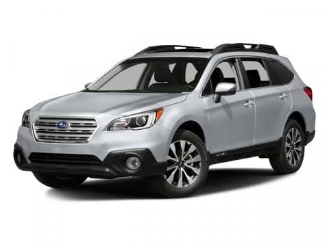 2016 Subaru Outback 25i Limited Crystal Black SilicaBlack V4 25 L Variable 11 miles  BUMPER