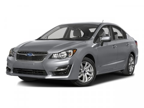 2016 Subaru Impreza Sedan Premium ICESILVER V4 20 L Variable 11 miles  All Wheel Drive  Pow