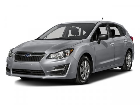 2016 Subaru Impreza Wagon 20i Sport Limited Crystal White PearlTaupe V4 20 L Variable 0 miles