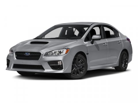 2016 Subaru WRX Limited Ice Silver MetallicBLACK ALCANTARA V4 20 L Variable 0 miles  Turbocha