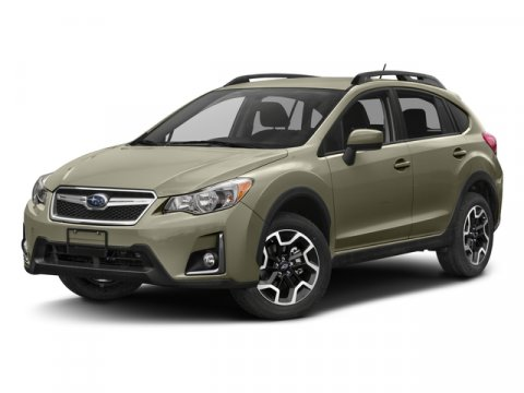 2016 Subaru Crosstrek Premium Desert KhakiBlack V4 20 L Variable 0 miles  All Wheel Drive  P