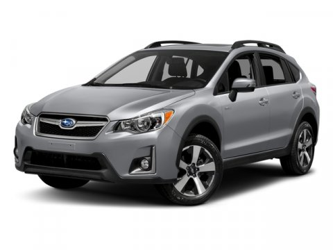2016 Subaru Crosstrek Hybrid Touring Crystal Black SilicaBlack V4 20 L Variable 0 miles  All