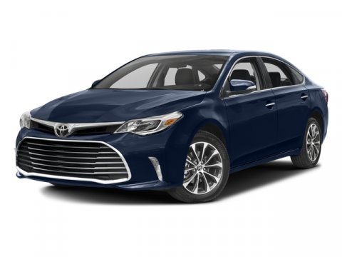 2016 Toyota Avalon XLE Midnight Black MetallicLight Gray V6 35 L Automatic 5 miles The Toyota
