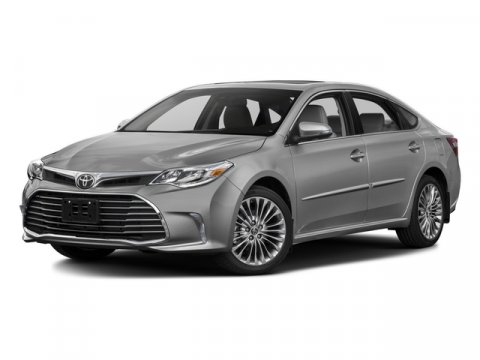 2016 Toyota Avalon Limited Sizzling Crimson MicaLight Gray V6 35 L Automatic 5 miles  CF  FE