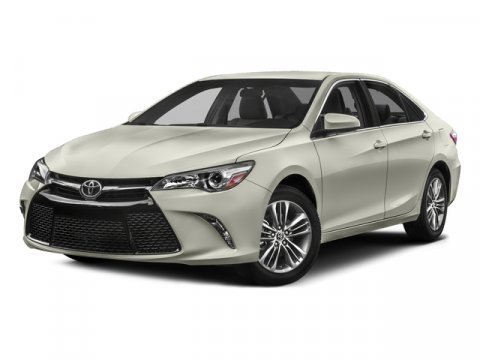 2016 Toyota Camry SE Super White V4 25 L Automatic 17225 miles Black wFabric Seat Trim What