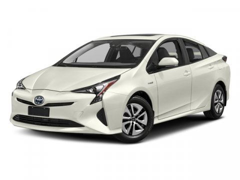 2016 Toyota Prius Two Sea Glass Pearl V4 18 L Variable 0 miles  Front Wheel Drive  Power Ste