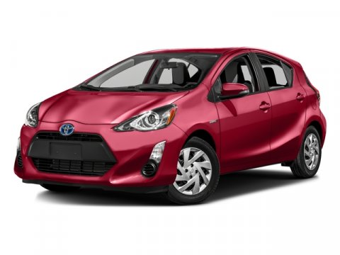 2016 Toyota Prius c One Hatchback Black V4 15 L Variable 12573 miles Schedule your test drive