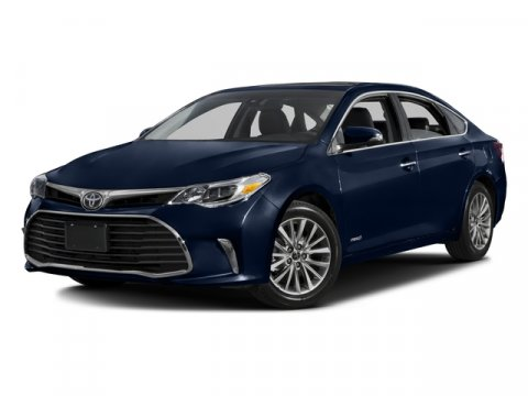 2016 Toyota Avalon Hybrid Limited Magnetic Gray MetallicBlack V4 25 L Variable 5 miles  CF