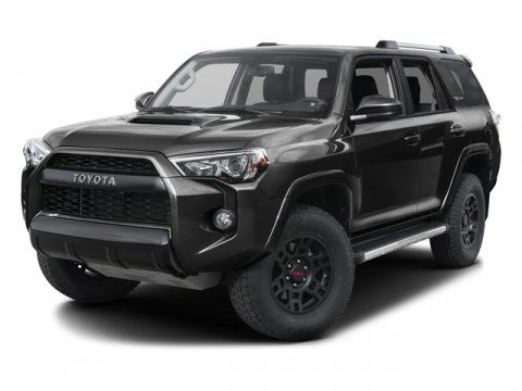 2016 Toyota 4Runner TRD Pro Magnetic Gray Metallic V6 40 L Automatic 0 miles  FE  KH  RIGID