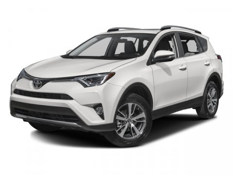 2016 Toyota RAV4 XLE Magnetic Gray Metallic V4 25 L Automatic 20656 miles Black wFabric Seat