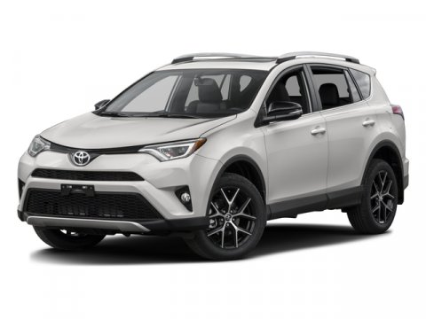 2016 Toyota RAV4 SE Silver Sky MetallicBlack V4 25 L Automatic 5 miles  ADVANCED TECHNOLOGY P