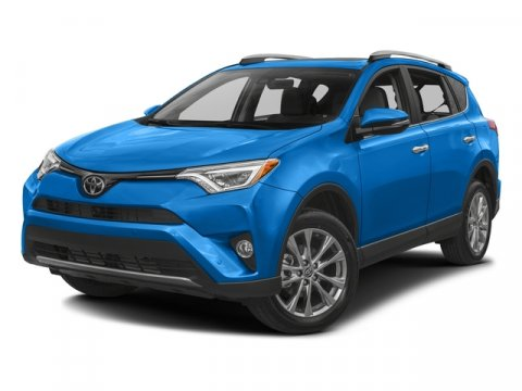 2016 Toyota RAV4 Limited Blizzard PearlAsh V4 25 L Automatic 0 miles  ADVANCED TECHNOLOGY PAC
