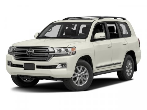 2016 Toyota Land Cruiser 4DR 4WD Magnetic Gray V8 57 L Automatic 25736 miles  Four Wheel Driv