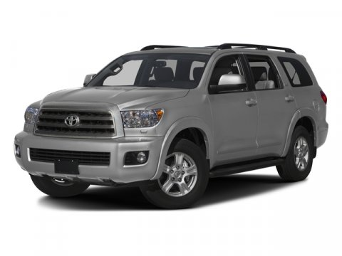2016 Toyota Sequoia SR5 Silver V8 57 L Automatic 34949 miles Schedule your test drive today