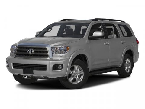 2016 Toyota Sequoia SR5 Magnetic Gray MetallicGraphite V8 57 L Automatic 22 miles  Rear Wheel