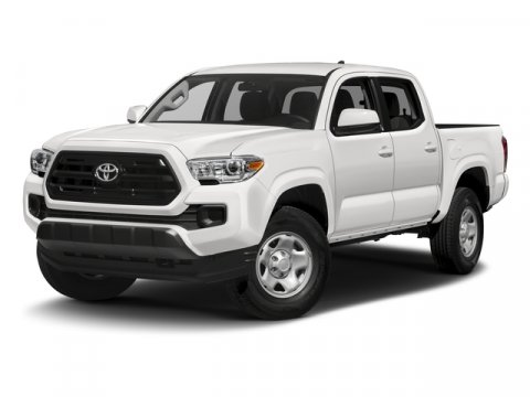 2016 Toyota Tacoma SR Barcelona Red MetallicCement Gray V4 27 L Automatic 5 miles The all-new