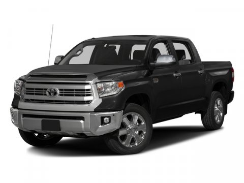 2016 Toyota Tundra 1794 Midnight Black MetallicBlackBrown V8 57 L Automatic 20 miles  Four W